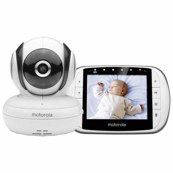 Babyphone vidéo motorola MBP 36S